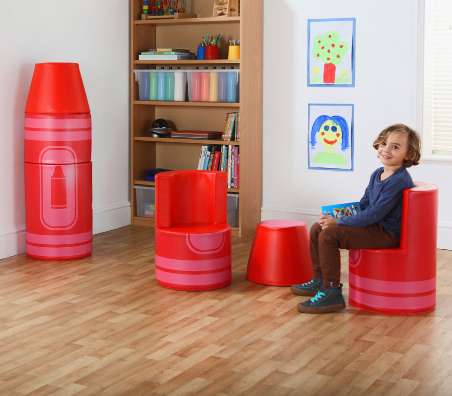 Crayon Seating With M Link