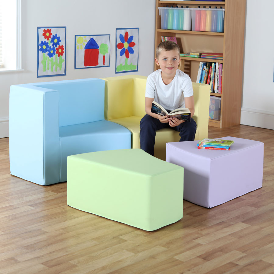 Transform Seating with M-Link™ - Pastel Colours