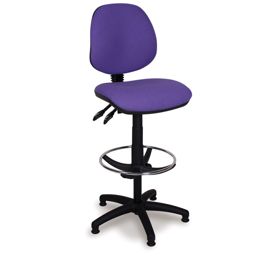 Advanced Mid-Back Draughting Chair