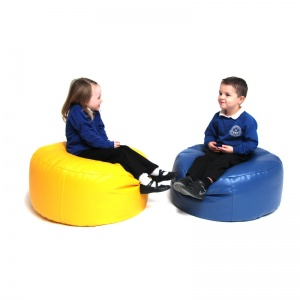 Bean Bag Primary Circle