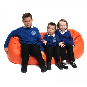 Bean Bag Primary Settee