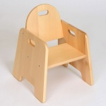 Infant Wooden Chairs - 200SH  (Pack of 2)
