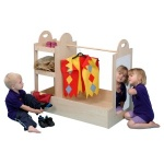 Maple Toddler Costume Trolley