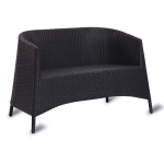 Sorrento Weave Outdoor Stacking Sofa