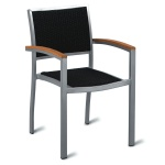 Geneva Outdoor School Cafe Armchair