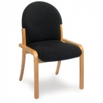Advanced 406 Wooden Visitor Chair