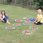 Back to Nature™ Counting Ladybird Outdoor Play™ (with free holdall)