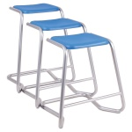 Advanced School Poly Cantilever Stool