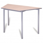 Advanced Chunky Trapezoidal School Table + PU Edge