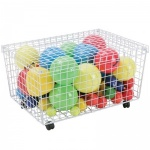 School Sports Giant Wire Basket