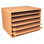 A1 Paper Storage (5 Shelves)