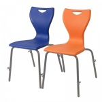 Remploy EN10 Classic 4-Leg Linking School Chair