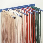 School Gym Skipping Rope Rack