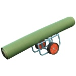 Outdoor Cricket Mat Trolley