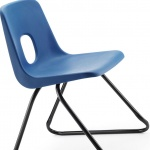 E-Series Skid-Base School Chair
