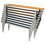 Easylift Stacking School Bench