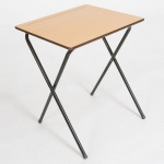 Tuf™ Folding Exam Desk
