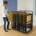 Tuf™ Exam Desk Trolley