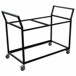zlite® Upright 25 Desk Storage Trolley