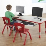 Siena Children's Double Computer Table