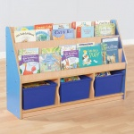 Copenhagen Tiered Book Display + Trays