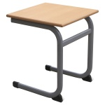 Form™ Single Classroom Desk