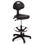 Advanced PU Draughting Chair
