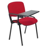 ISO T Chair With Writing Tablet