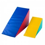 Jump for Joy™ Softplay Wedge Set (1 Large 1 Small)