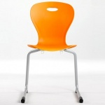 Origin Lotus Cantilever Chair