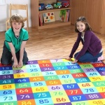 Rainbow™ 1-100 Numbers Carpet