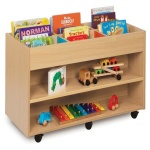 MEQ9019 Bubblegum Six-Bay Kinderbox + Coloured Panels