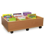 6 Bay Mobile Kinderbox Unit