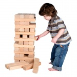 Children's Tower Building Blocks