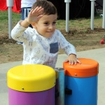 Outdoor Drums - Congas (Pair)