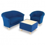 Advanced Heavy-Duty Tub Lounge Furniture