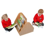 ''Mini'' Children's Double Sided Book Display