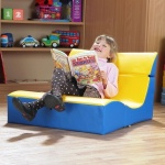 Ergo Vari™ Double/Sofa Blue/Yellow