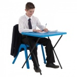 Titan Lightweight Exam Desk