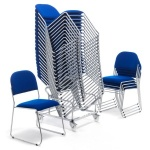 Advanced Urban High-Density Stacking Chair