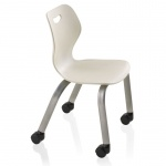 Intellect Wave School Chair + Castors