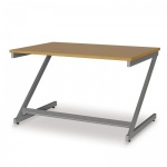Advanced Z-Frame Classroom Table