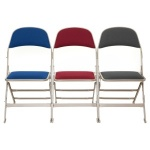 Premier 100 Heavy-Duty Folding Chair