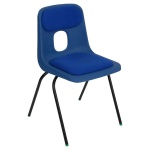 E-Series School Chair + Seat & Back Pad