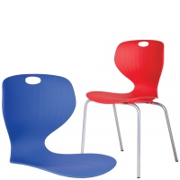 Sky Four Leg Stacking Chair