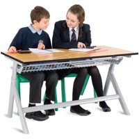 Rectangular School Tables