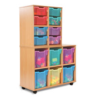 Early Years All Sorts Storage (Stackable)