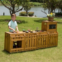 Children's Outdoor Role-Play