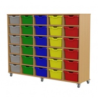 Piccolo - Cubby Tray Storage