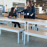 Secondary School Classroom Tables